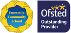 Ernesettle Community School Logo